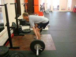What happens when a runner starts CrossFitting?