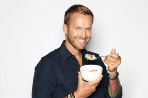 "Biggest Loser trainer Bob Harper ""obsessed with CrossFit."""