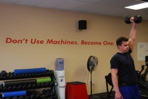 Don't Use Machines. Become One.  ®
