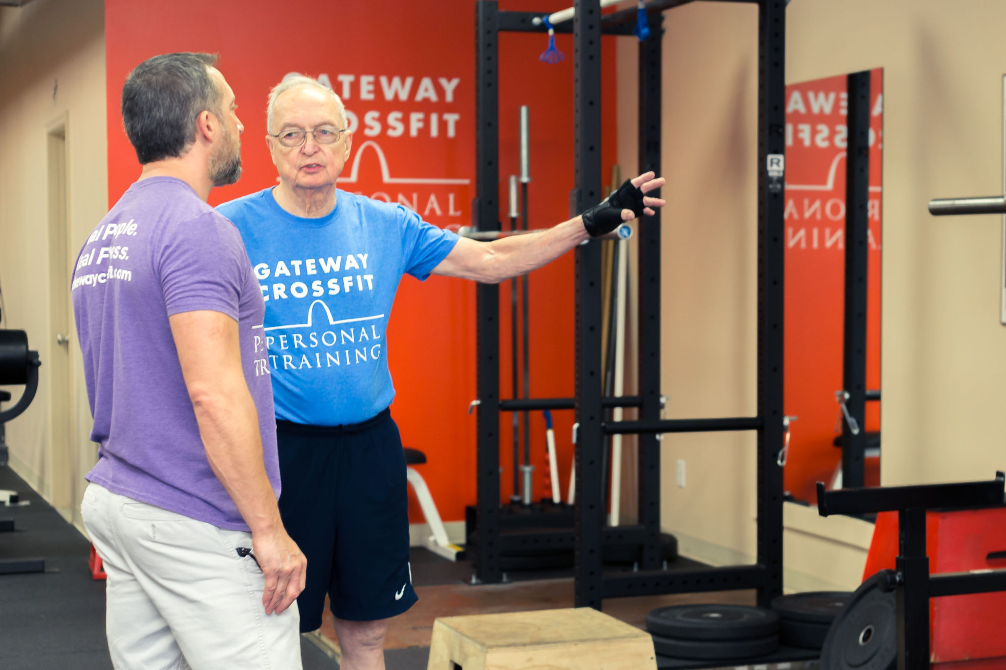 Crossfit Personal Training Clayton 63105 One On One Crossfit Training